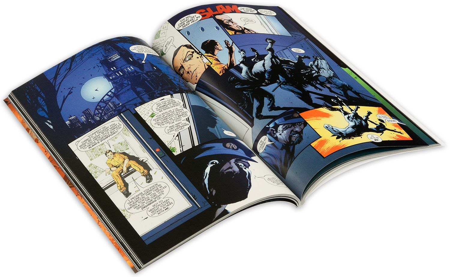 Batman Volume 3: Death of the Family (The New 52)-6 - 7