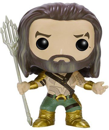 Фигура Funko Pop! Heroes: Batman vs Superman - Aquaman, #87 - 1