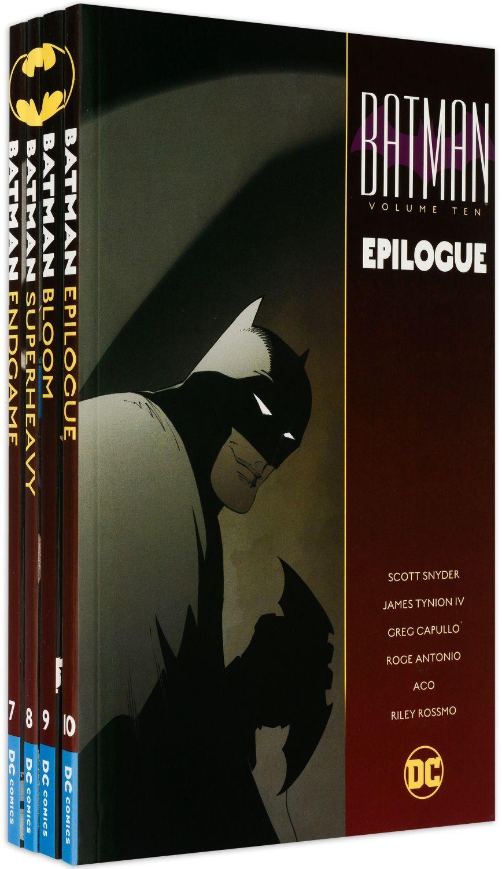 Batman by Scott Snyder & Greg Capullo Box Set 3-26 - 27