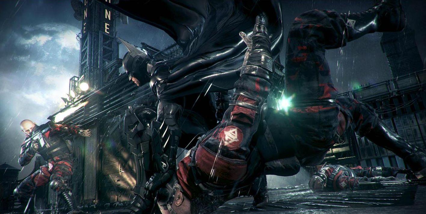 Batman Arkham Knight GOTY (PS4) - 6