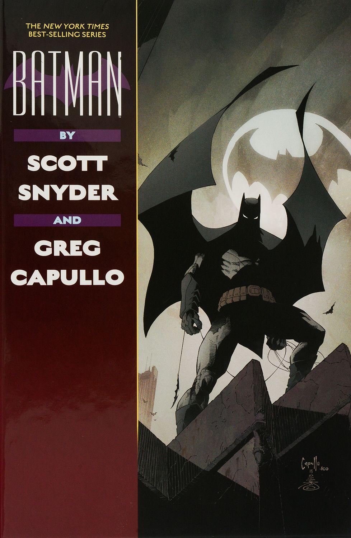 Batman by Scott Snyder & Greg Capullo Box Set 3 - 1