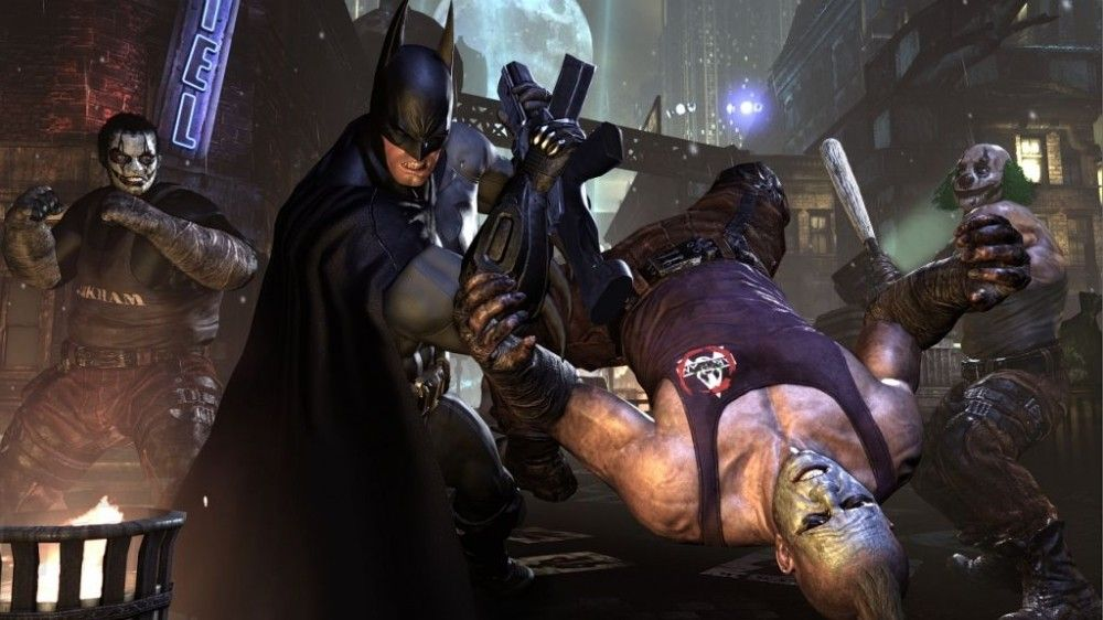 Batman: Return to Arkham (Xbox One) - 5