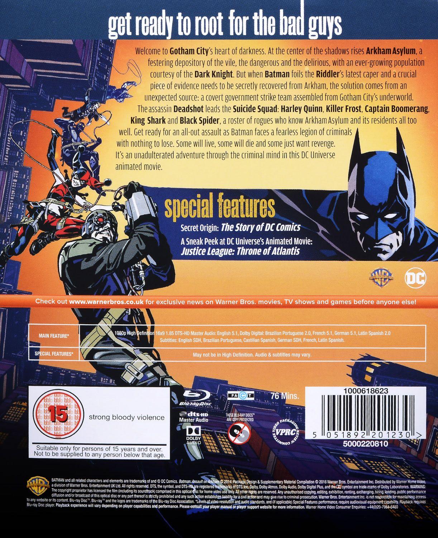 Batman - Assault on Arkham (Blu-Ray) - 2
