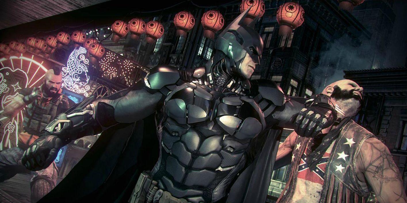 Batman Arkham Knight GOTY (PS4) - 10