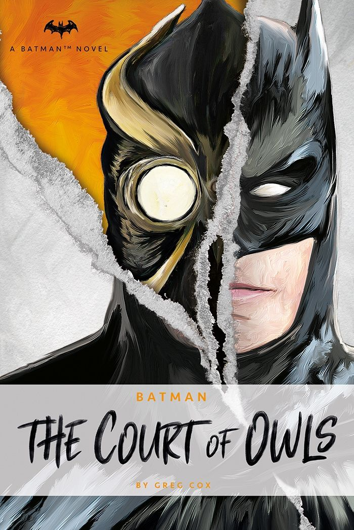 Batman: The Court of Owls (DC Comics novel) - 1