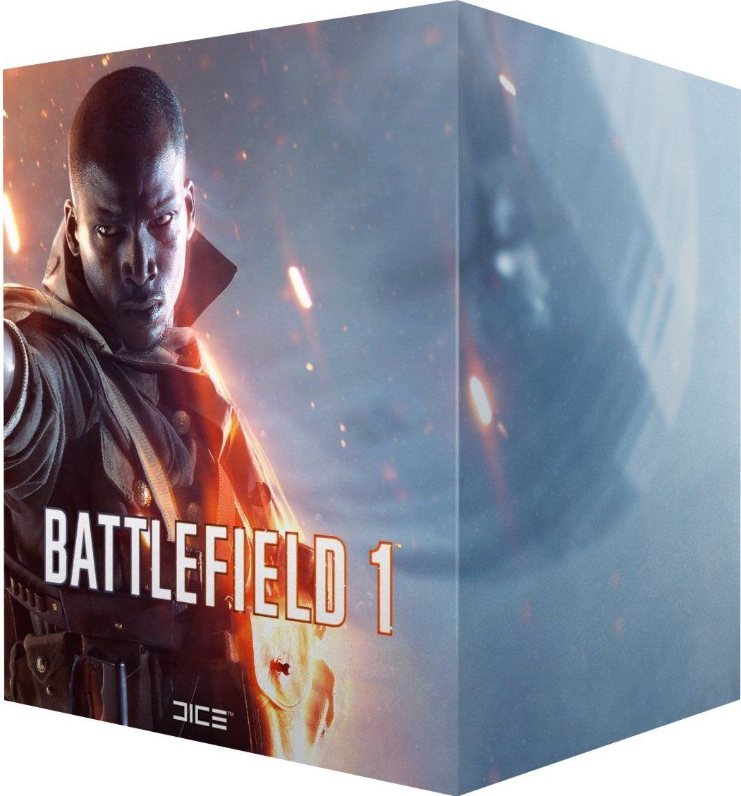 Battlefield 1 Exclusive Collector's Edition - 1