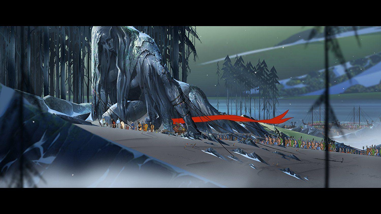 The Banner Saga Trilogy Bonus Edition (Xbox One) - 6