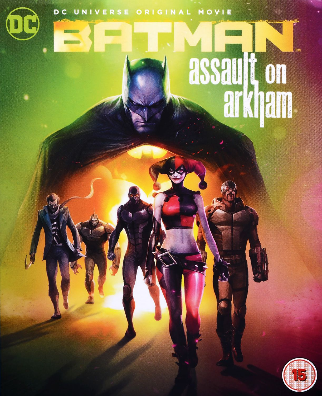 Batman - Assault on Arkham (Blu-Ray) - 1