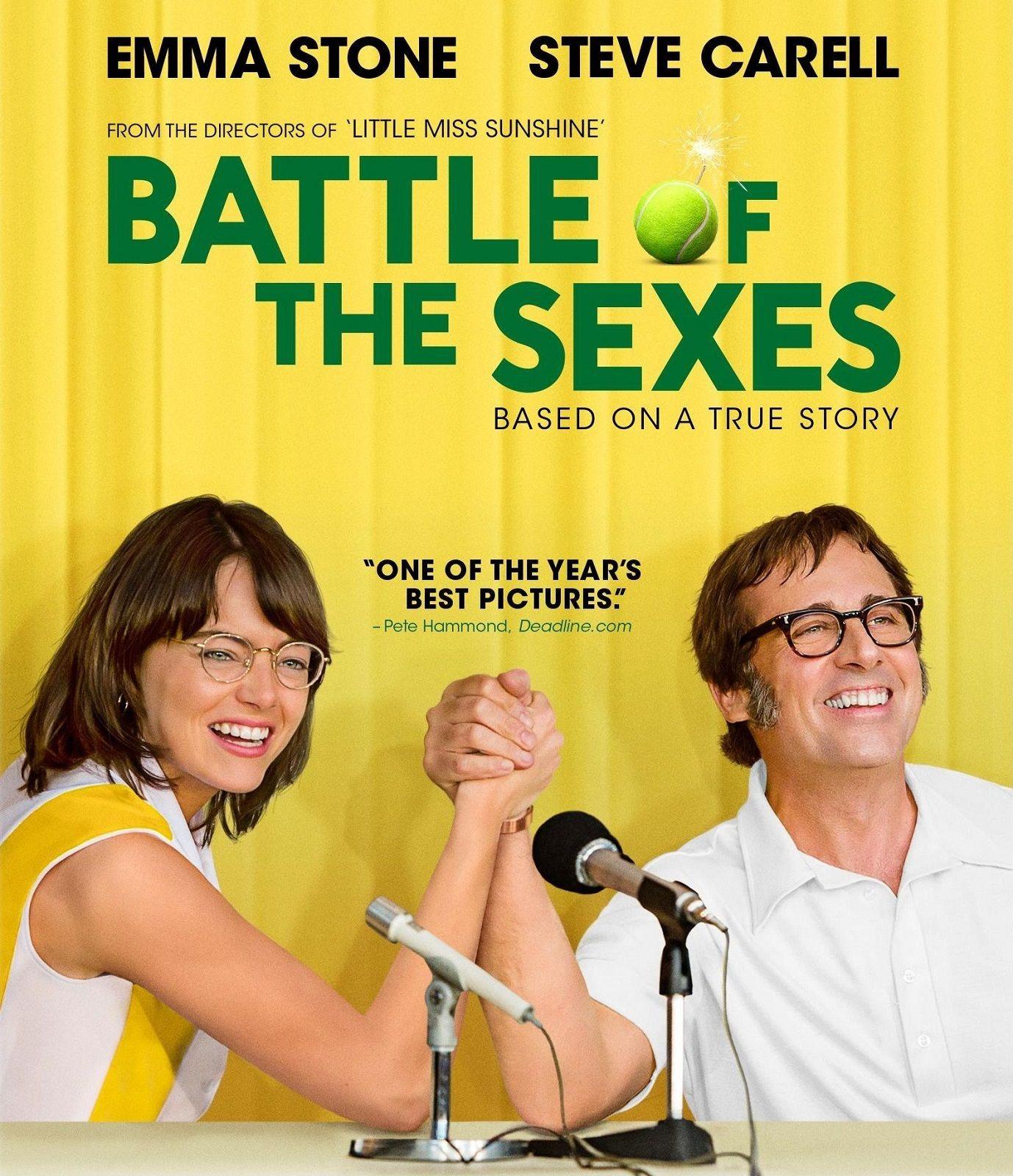 Битката на половете (Blu-Ray) - 1