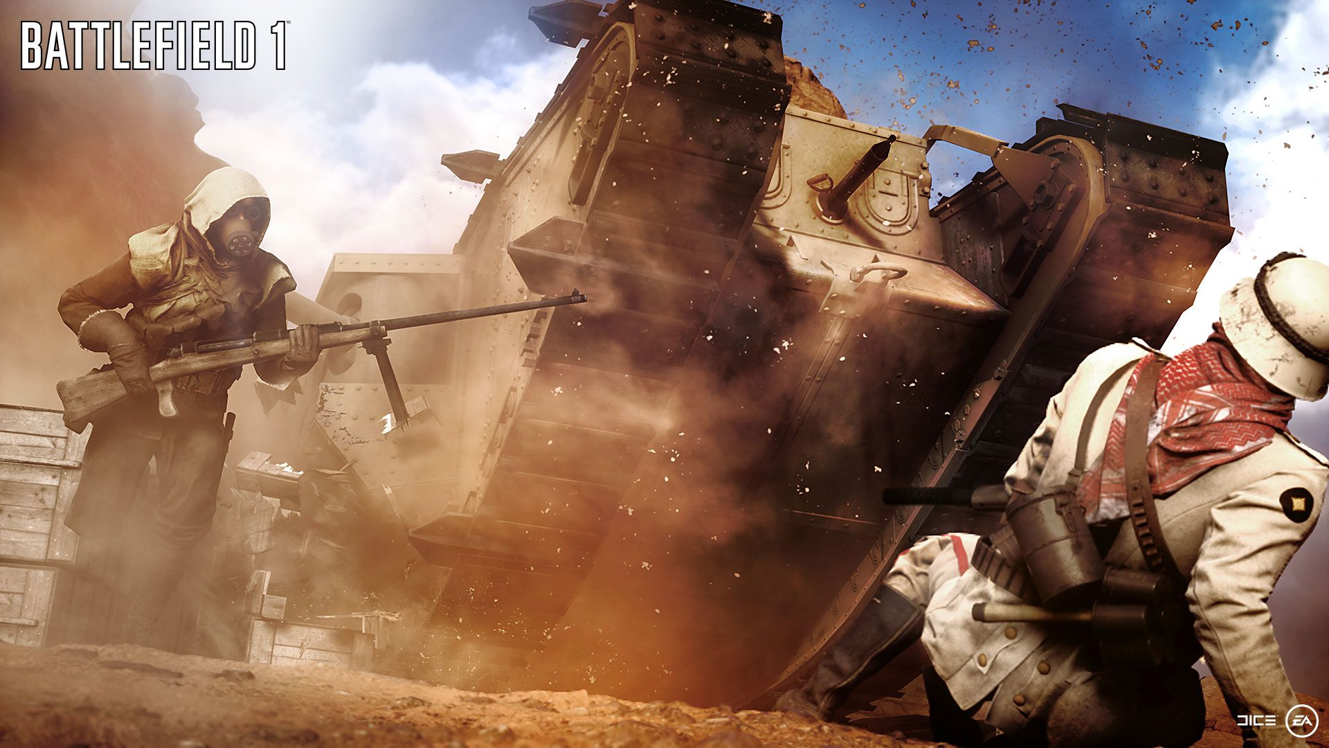 Battlefield 1 (PS4) - 9