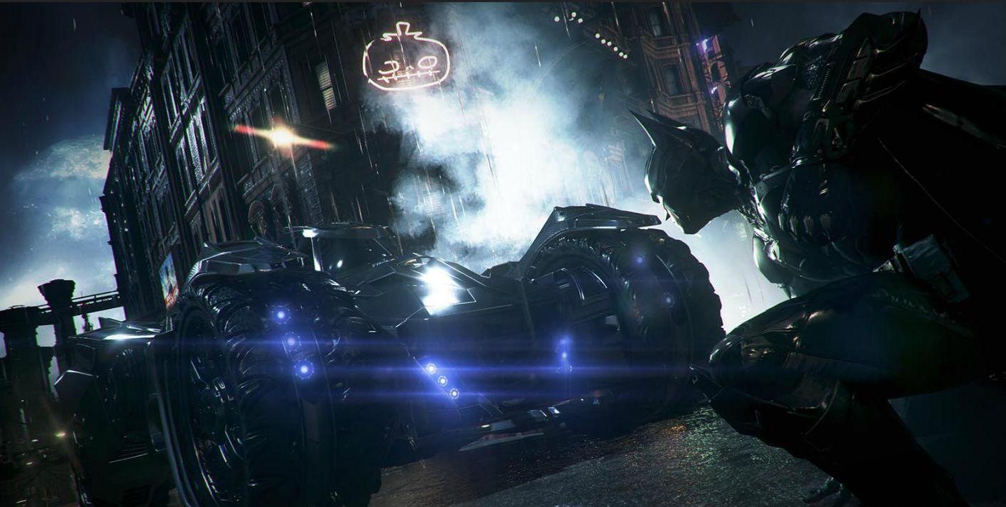 Batman: Arkham Knight (PS4) - 14