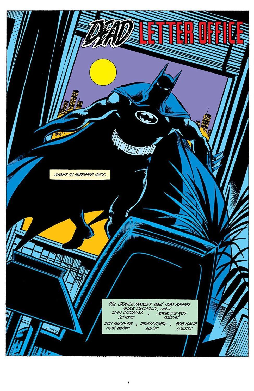 Batman: The Caped Crusader, Vol. 2-1 - 2