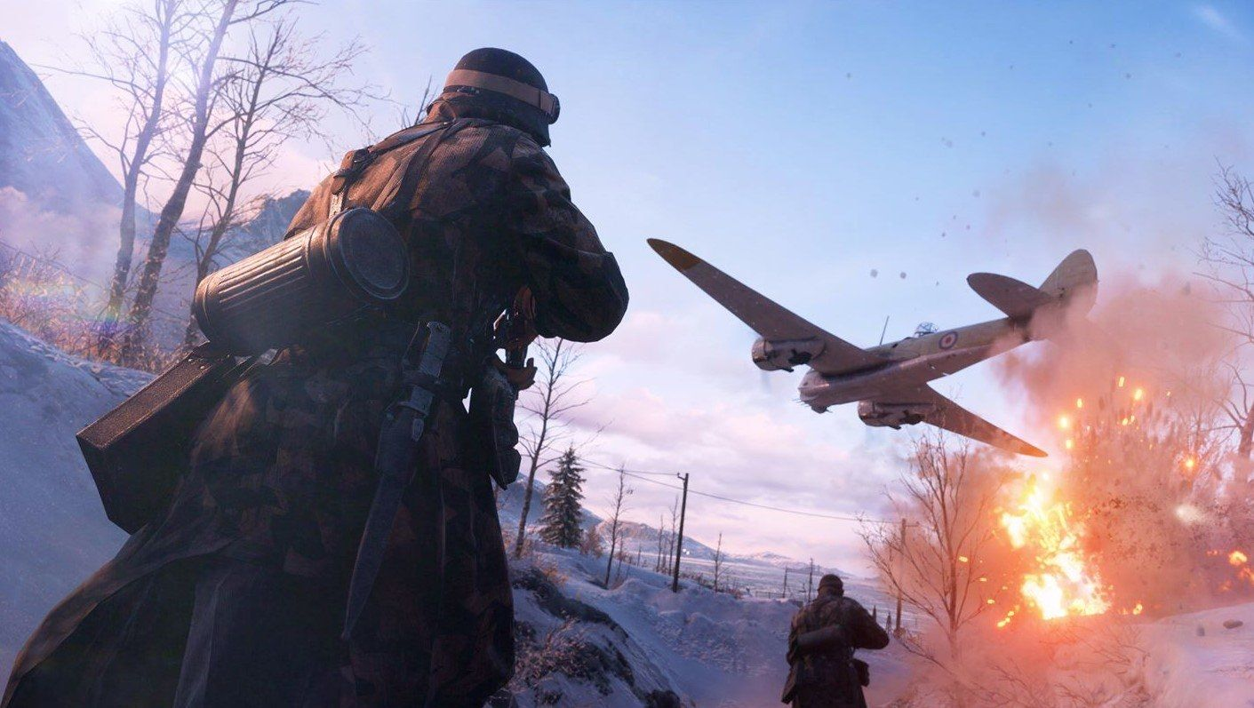 Battlefield V Deluxe Edition (PS4) - 4