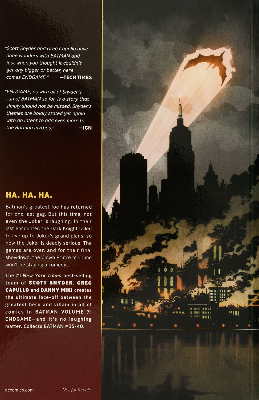 Batman by Scott Snyder & Greg Capullo Box Set 3-7 - 8