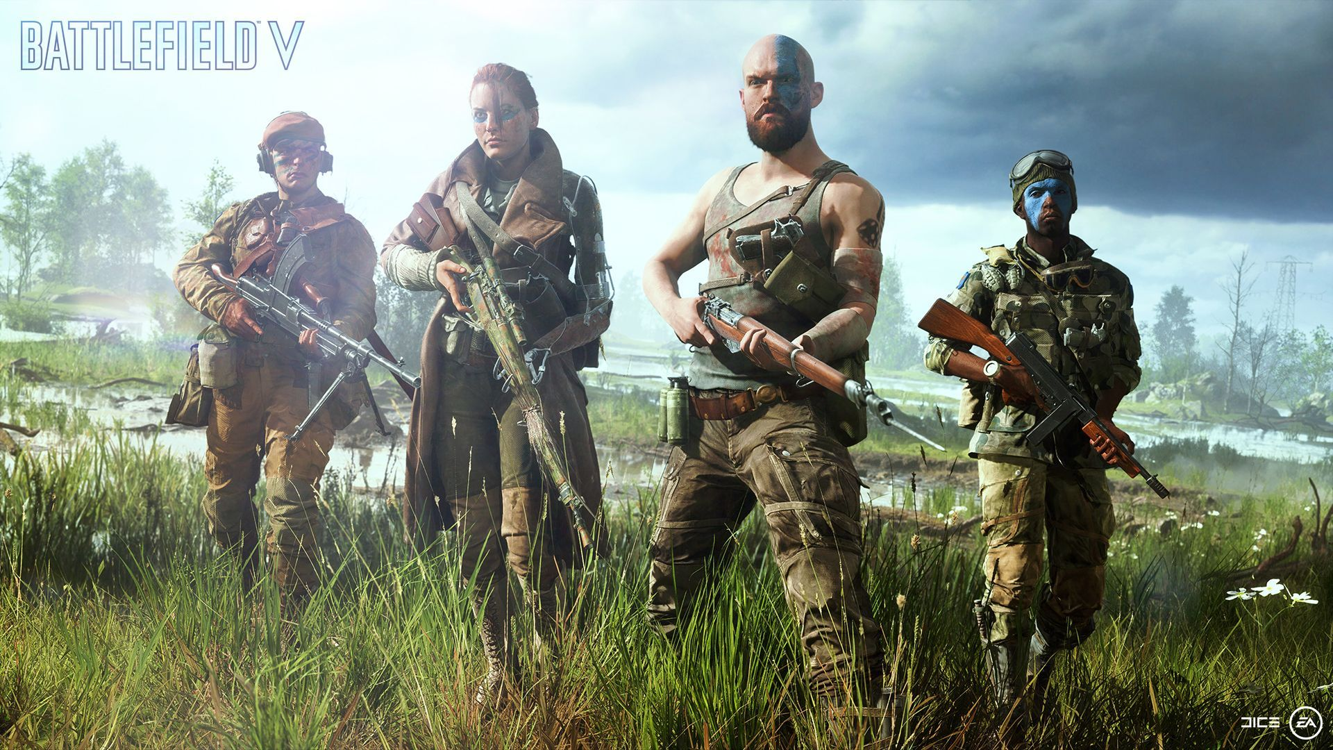 Battlefield V Deluxe Edition (PS4) - 6