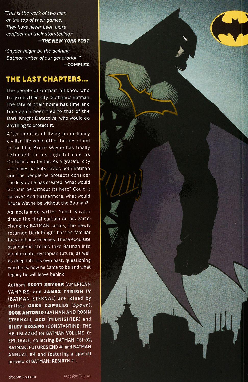 Batman by Scott Snyder & Greg Capullo Box Set 3-22 - 23