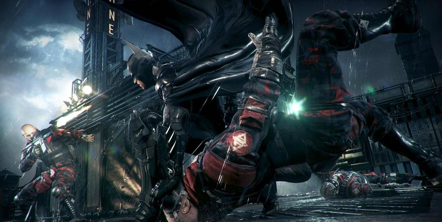 Batman: Arkham Knight (PS4) - 6