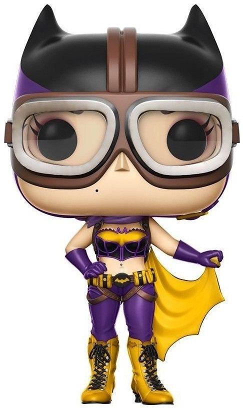 Фигура Funko Pop! Heroes: DC Comics Bombshells - Batgirl, #168 - 1