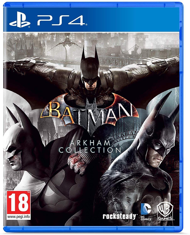 Batman: Arkham Collection (PS4) - 1