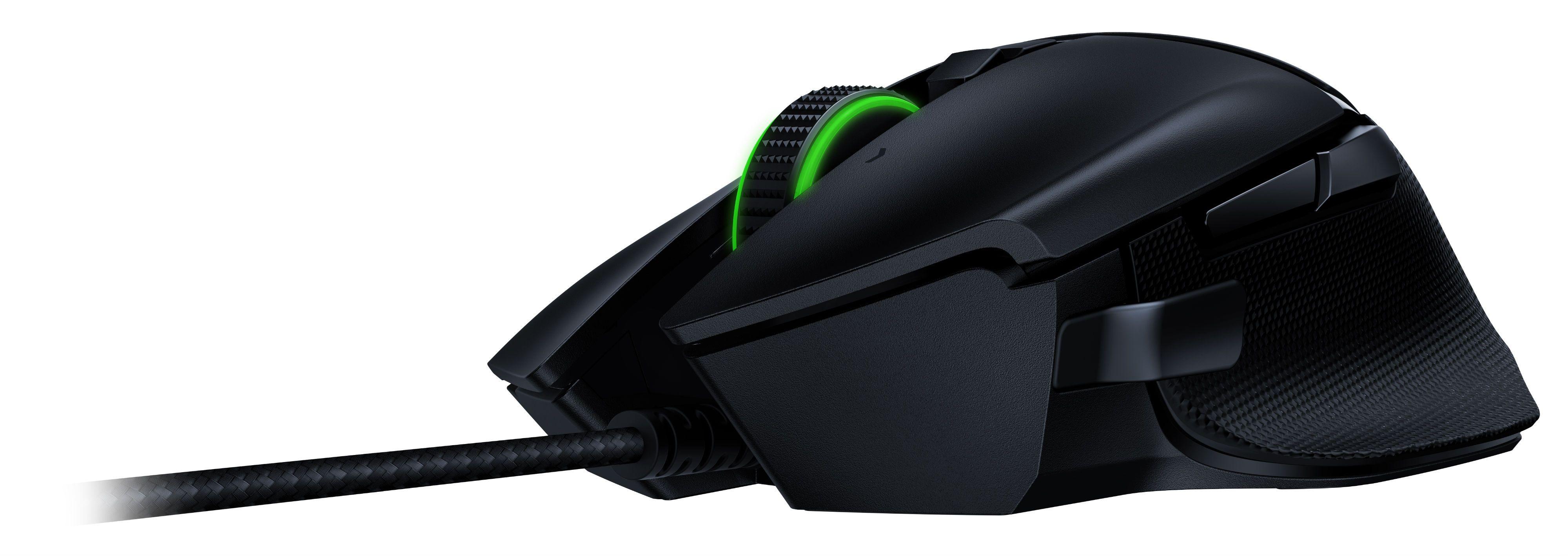 Гейминг мишка Razer - Basilisk V2, черна - 4