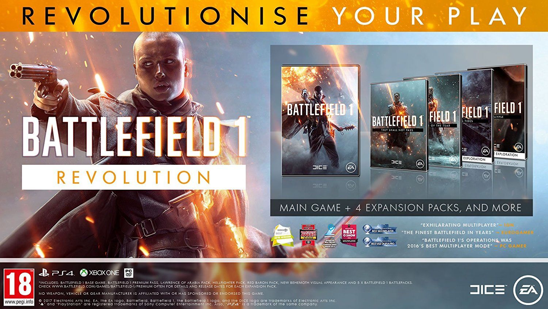 Battlefield 1 Revolution (Xbox One) - 4