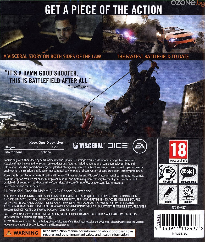 Battlefield: Hardline (Xbox One) - 4