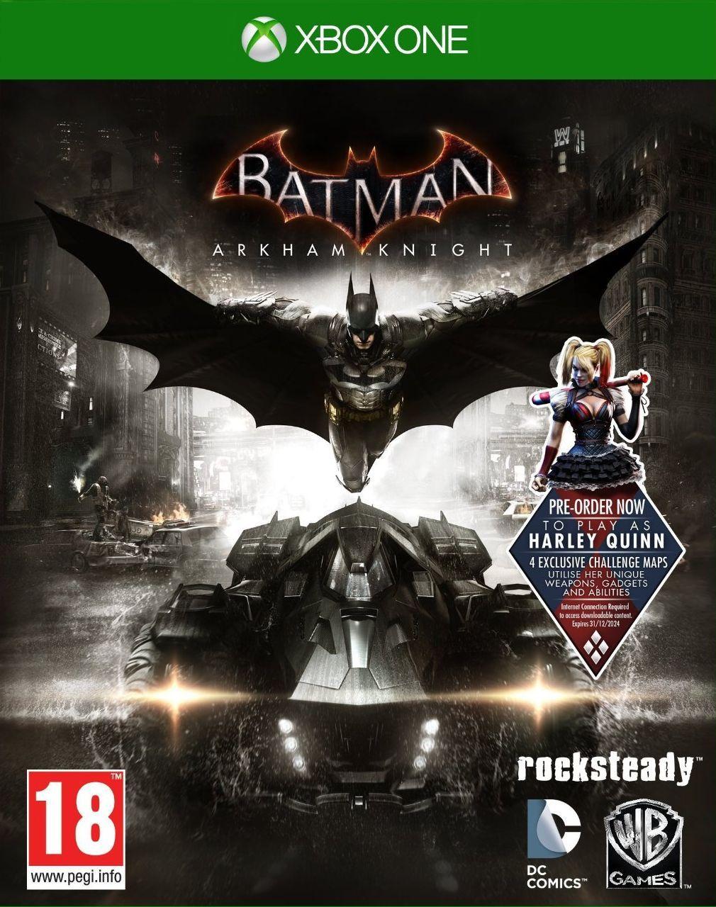 Batman: Arkham Knight (Xbox One) - 1