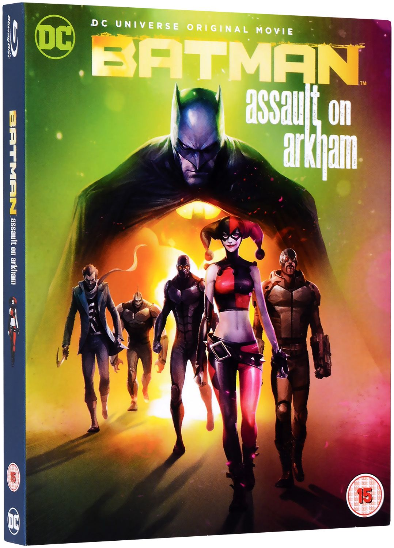 Batman - Assault on Arkham (Blu-Ray) - 3