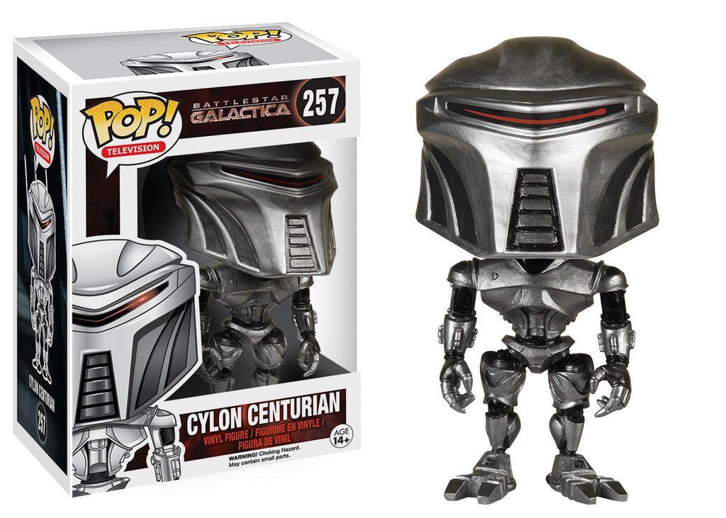 Фигура Funko Pop! Television: Battlestar Galactica - Cylon Centurion, #257 - 2
