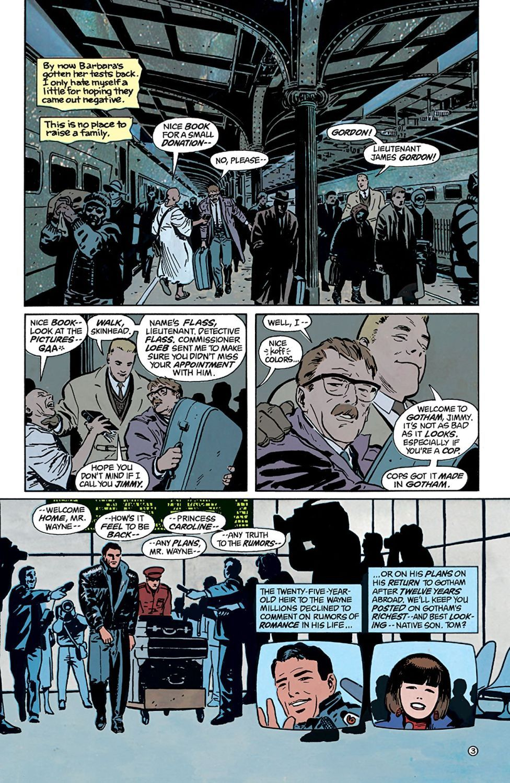 Batman: Year One (комикс) - 4
