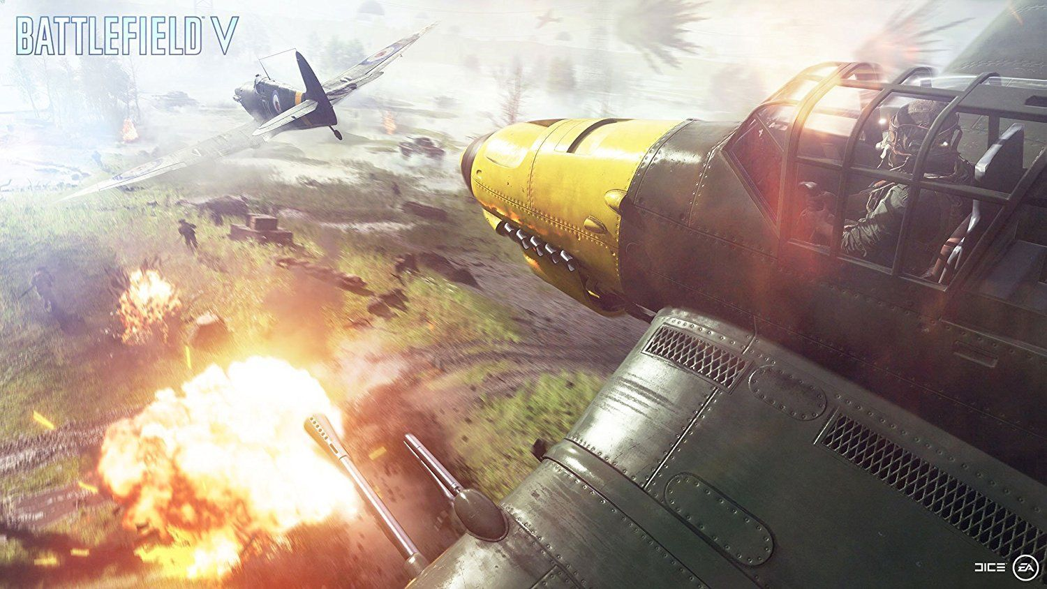 Battlefield V Deluxe Edition (PS4) - 12