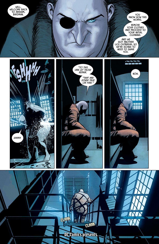 Batman, Vol. 9: The Tyrant Wing-3 - 4