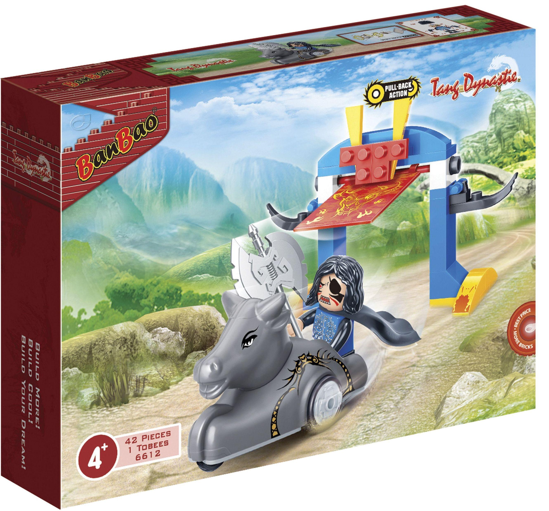 Конструктор BanBao Tang Dynastie - Бойна колесница - 1