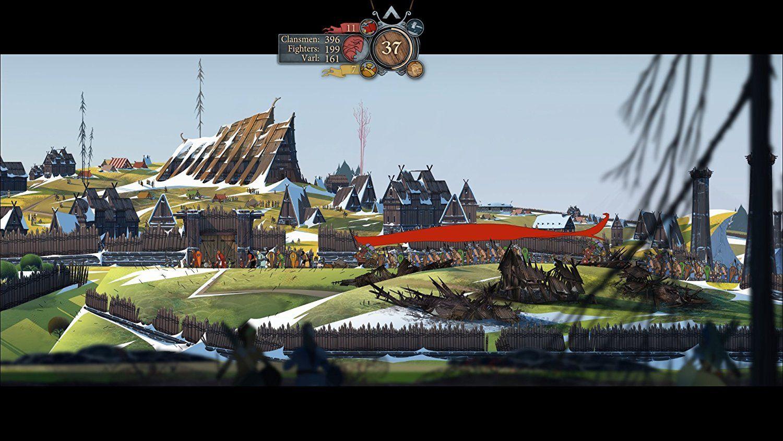 The Banner Saga Trilogy Bonus Edition (PS4) - 4