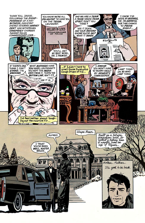 Batman: Year One (комикс) - 5