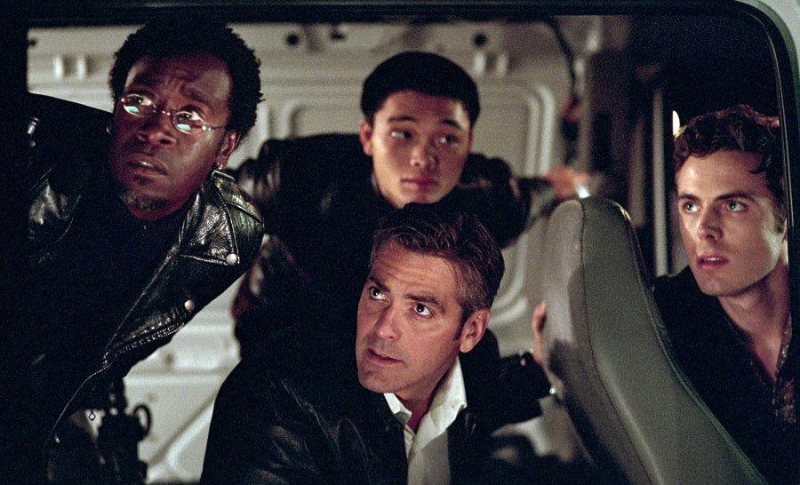 Бандата на Оушън (Blu-Ray) - 5