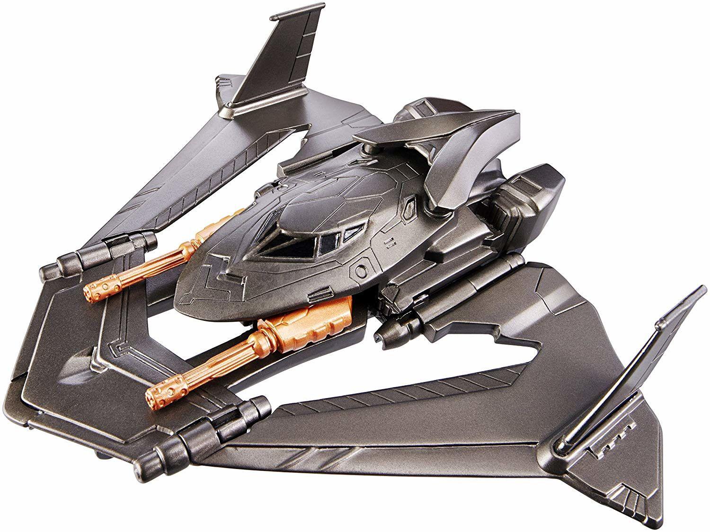 Самолетче Mattel - Batwing, 14cm - 1