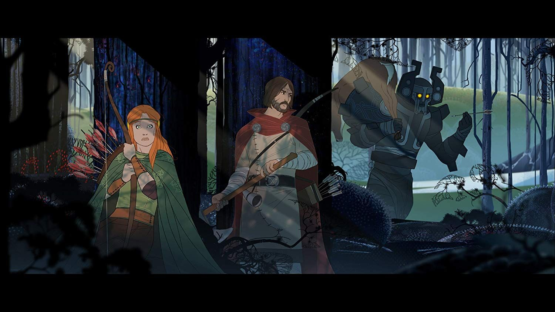 The Banner Saga Trilogy Bonus Edition (PS4) - 8