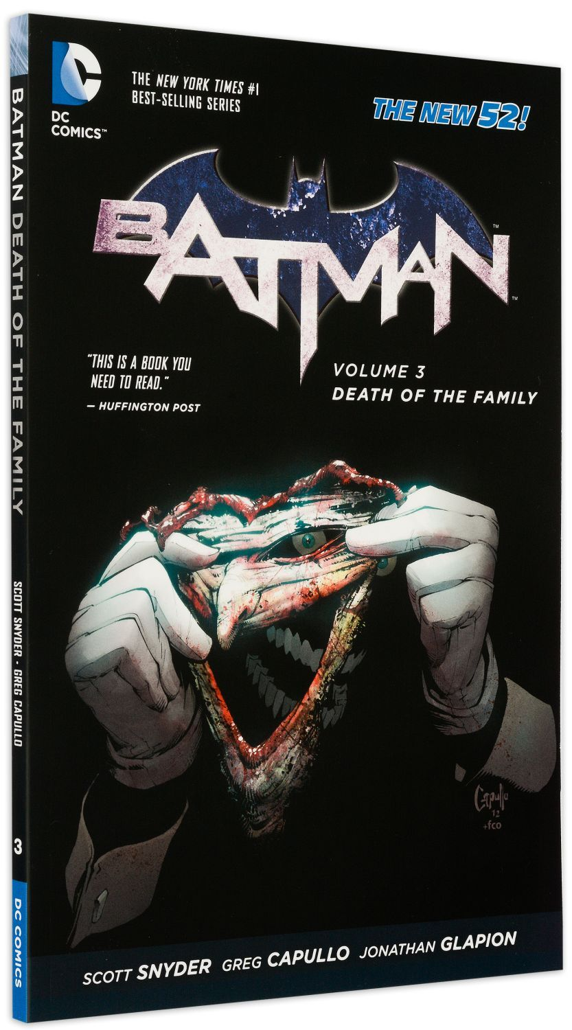 Batman Volume 3: Death of the Family (The New 52)-2 - 3