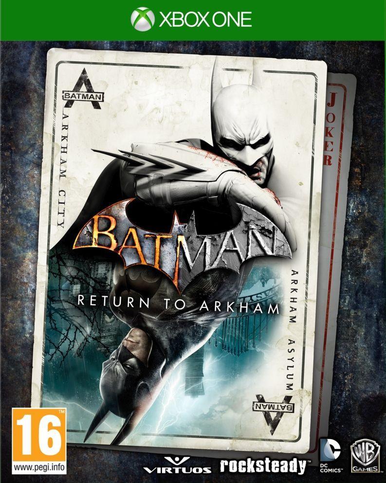 Batman: Return to Arkham (Xbox One) - 1
