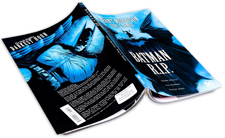 Batman R.I.P. (комикс) - 3
