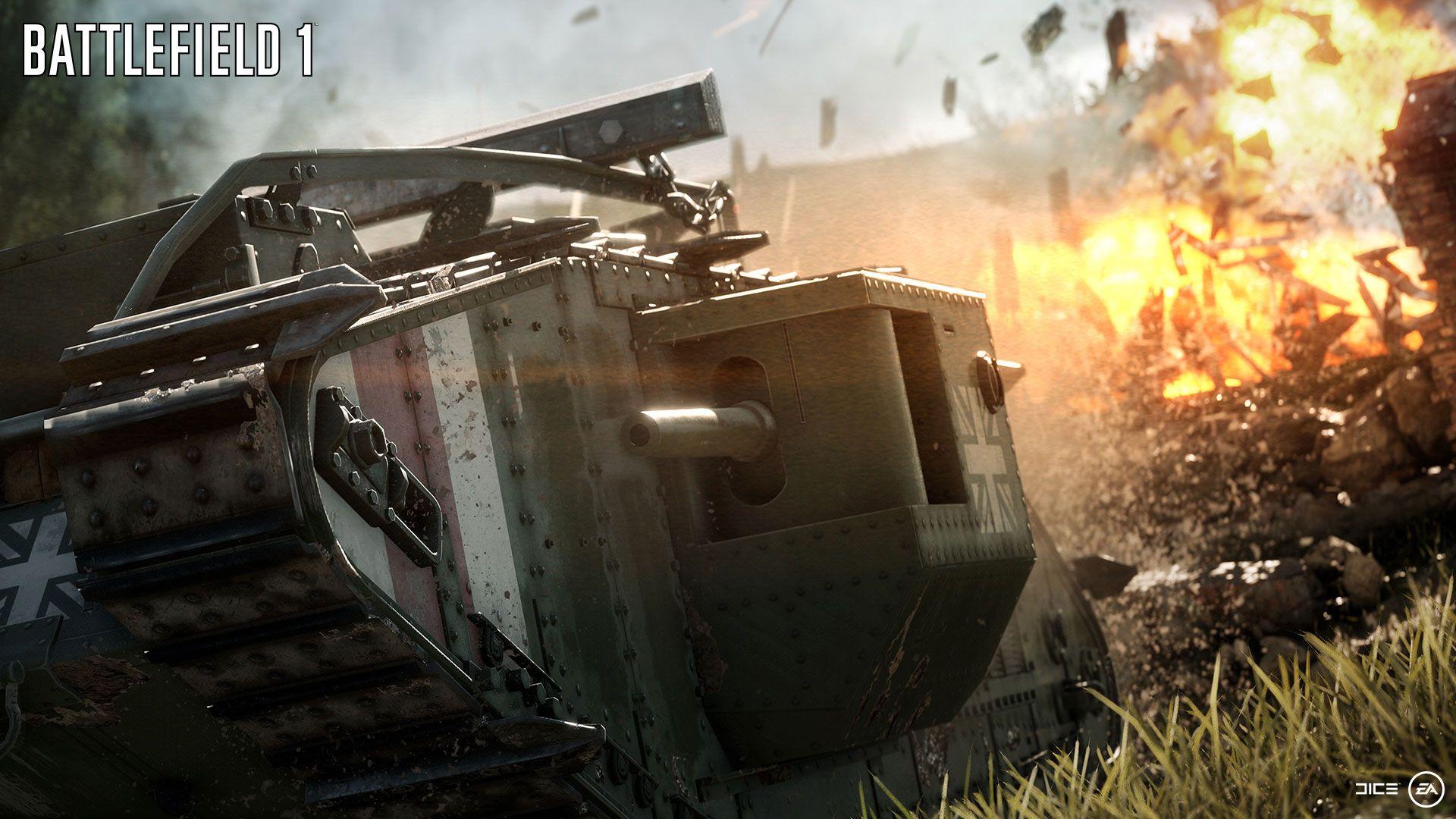 Battlefield 1 (PS4) - 5