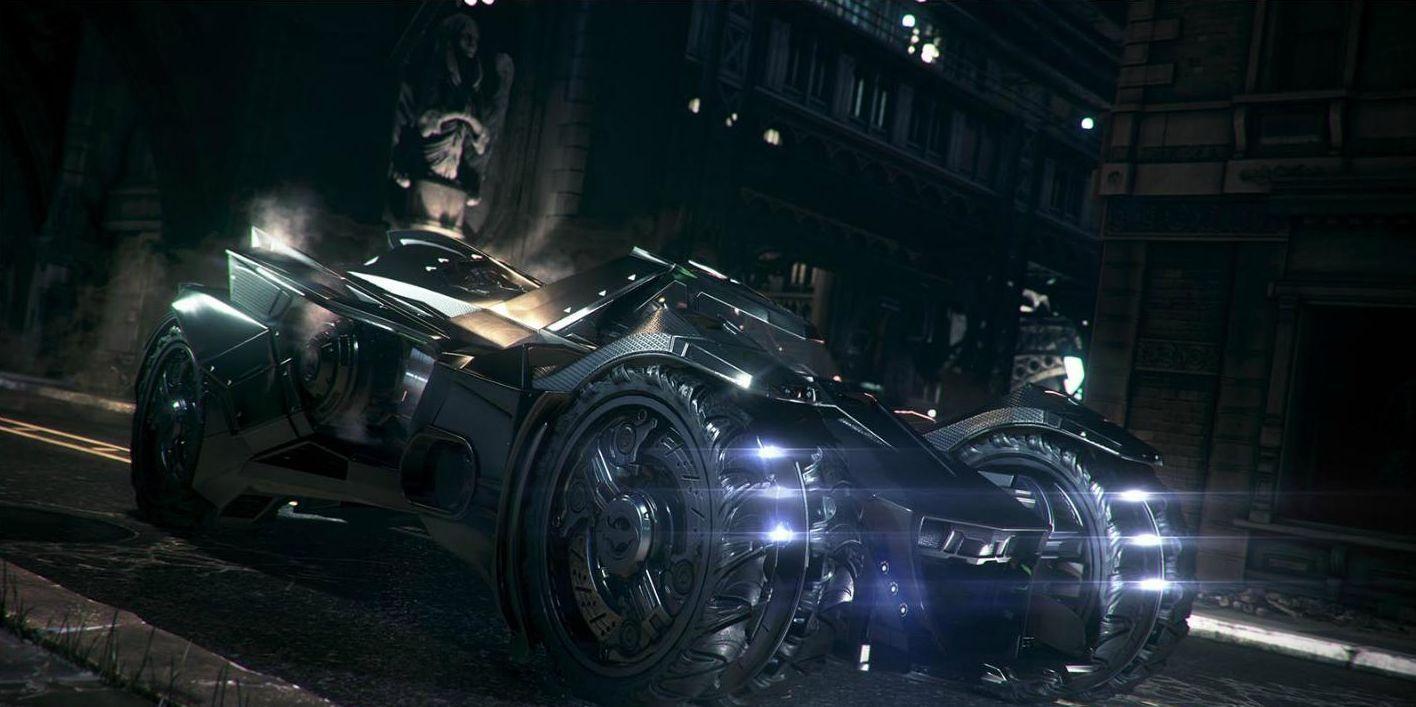 Batman: Arkham Knight (Xbox One) - 9
