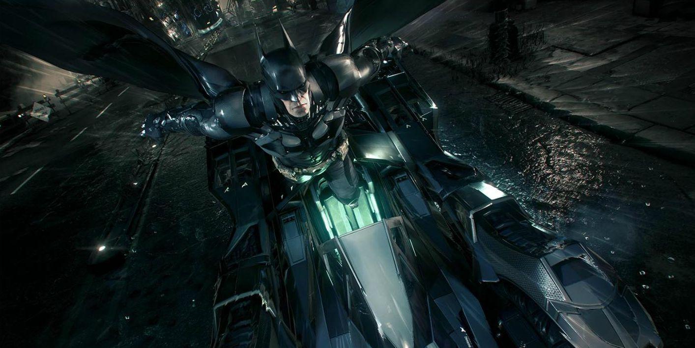 Batman Arkham Knight GOTY (PS4) - 5
