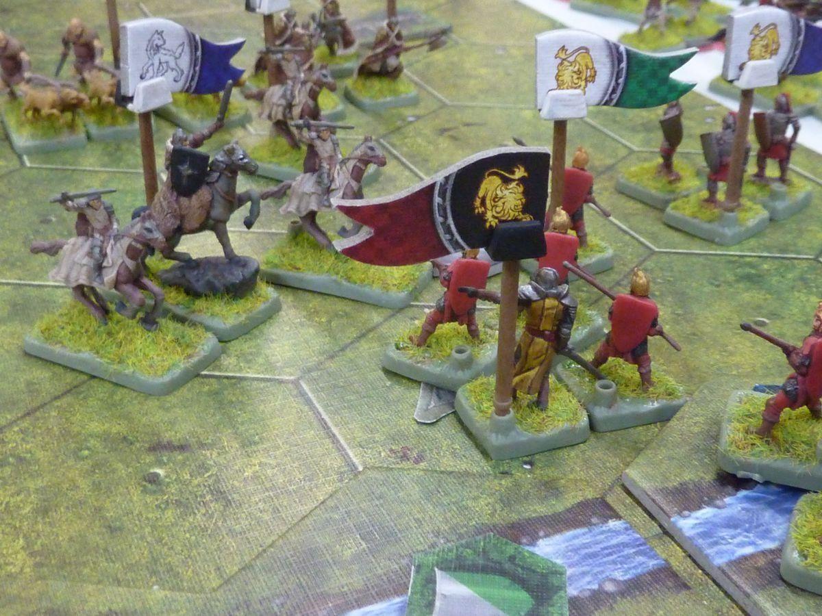 Настолна игра Battles of Westeros Core Set (BW01) - 3