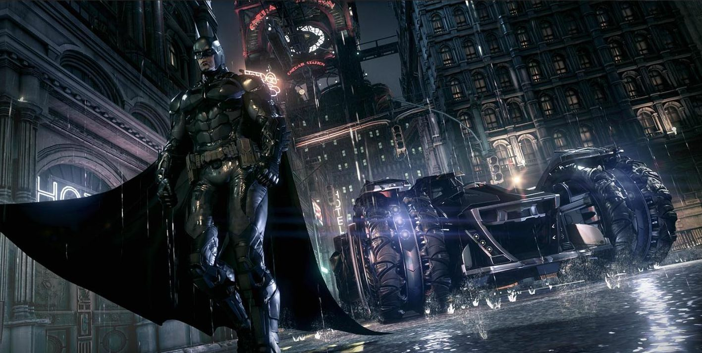 Batman: Arkham Knight (Xbox One) - 13