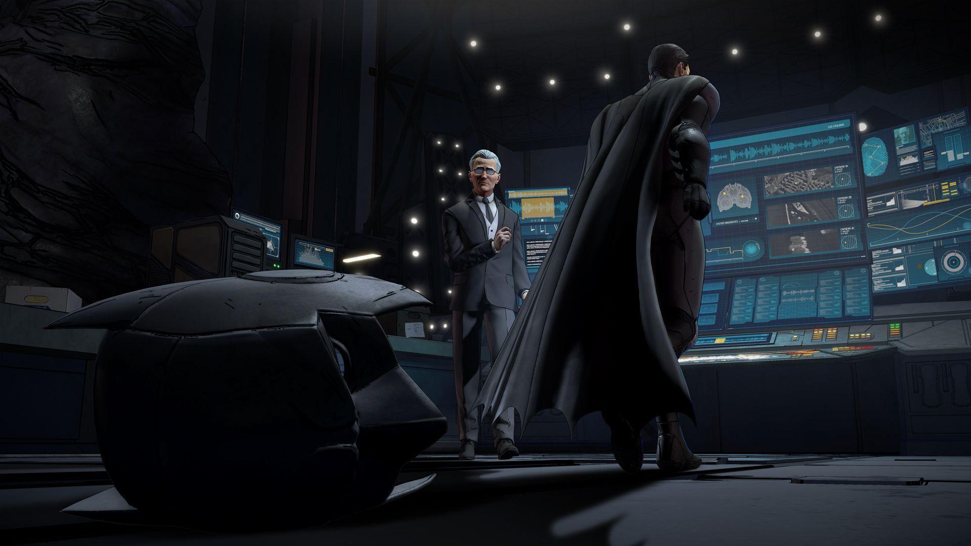 Batman: The Telltale Series (Xbox 360) - 8