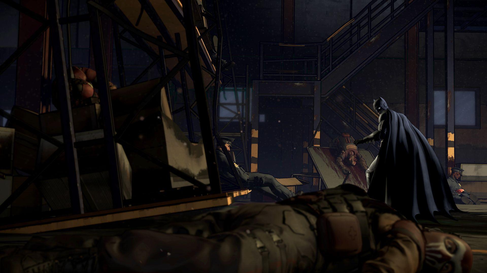 Batman: The Telltale Series (Xbox 360) - 4