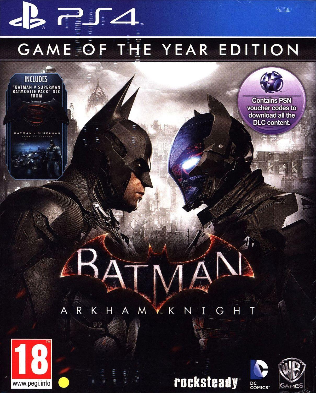 Batman Arkham Knight GOTY (PS4) - 13
