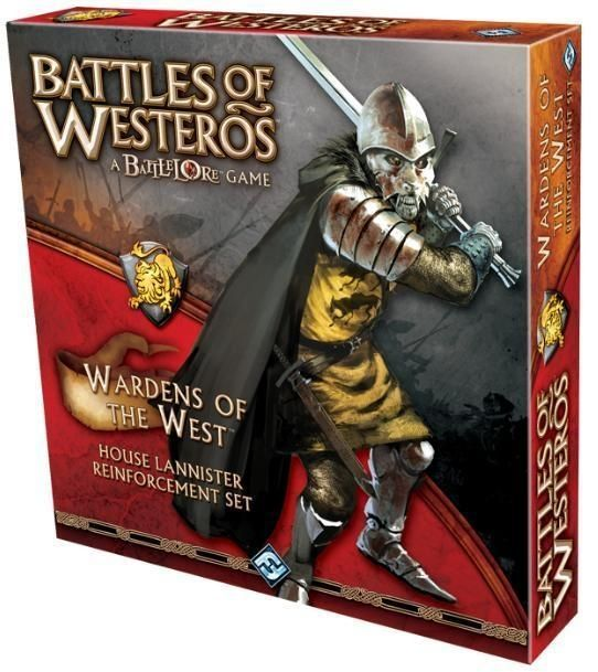 Battles of Westeros - Wardens of the West - 1
